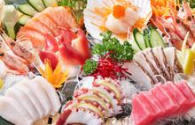 Sashimi Background