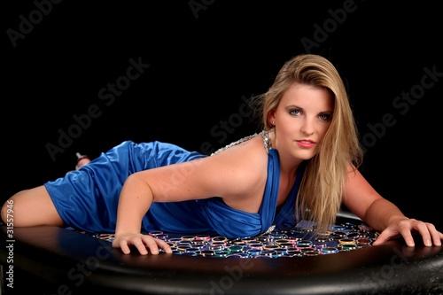 Photo Poker Girls