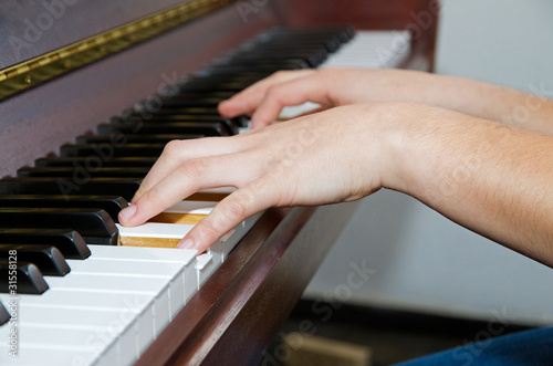 klavierspiel