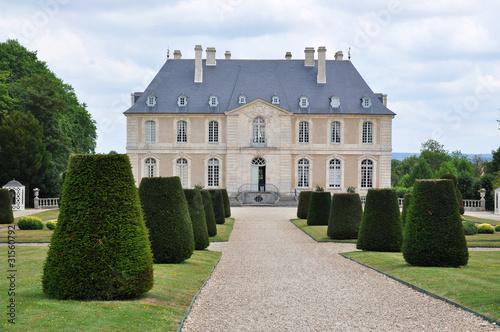 Photo Château de Vendeuvre et ses jardins, France