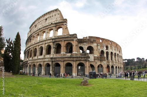 Photo  Rome Colosseum
