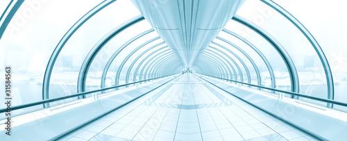 Foto op Aluminium Luchthaven contemporary airport interior