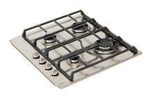 Stainless Steel Gas Hob Isolat...