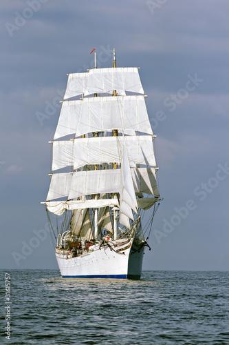 Tall ship © Nadezhda Bolotina