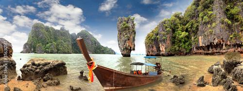 Fotografía James Bond Island, Phang Nga, Thailand