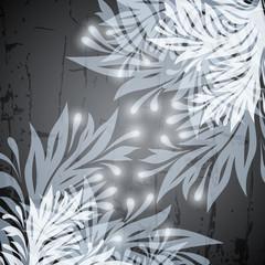 Naklejkafloral background