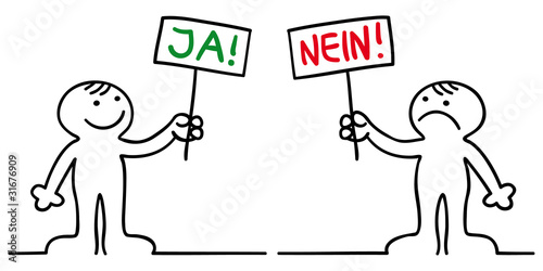 Figur Ja Nein Buy This Stock Vector And Explore Similar Vectors At