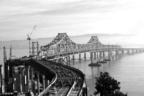 Bay bridge Fototapete