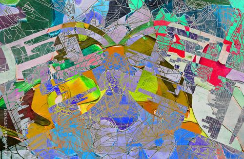 ekspresyjny-abstrakt