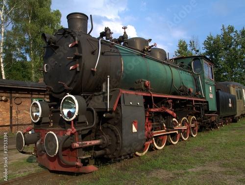stara-lokomotywa