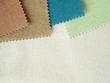 Sample nature tone color fabric