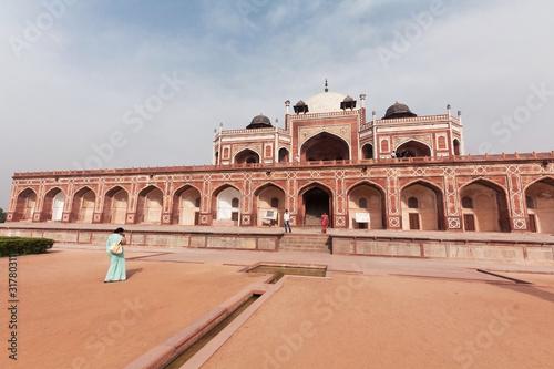 Jama Masjid, Delhi, Indie