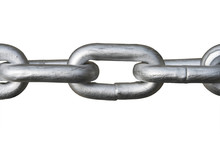 Steel Chain Links