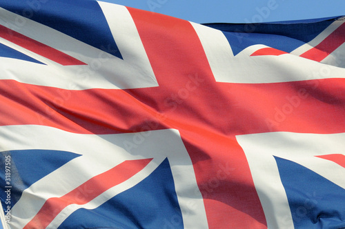 Photo Bandiera inglese