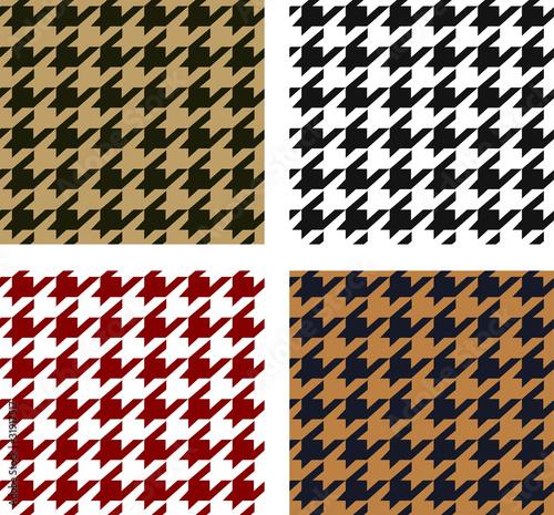 Photo  seamless fabric design
