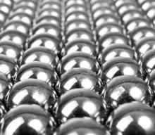 Metal Gray Balls