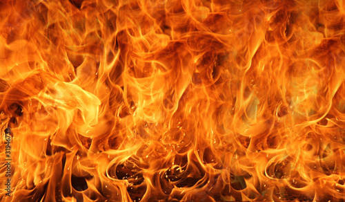 Fire background #31946733