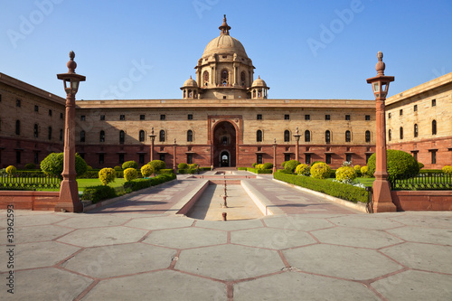Cadres-photo bureau Delhi New Delhi President House