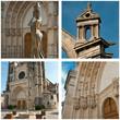 composition église de Montereau-Fault-Yonne
