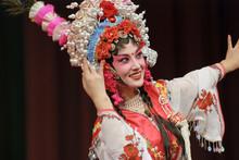 Prety Opera Actress