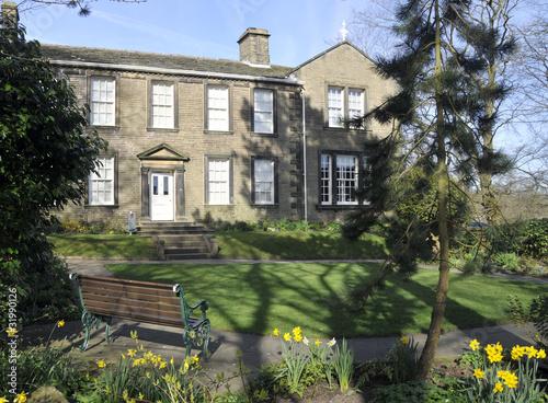 Fotografie, Obraz  Bronte Parsonage Museum at Haworth, Yorkshire
