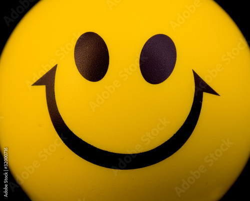 Fotografie, Tablou  smile