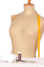 Taylor Mannequin With Tape Mea...