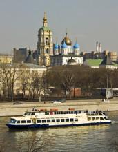 Novospasskiy Monastery, Moscow
