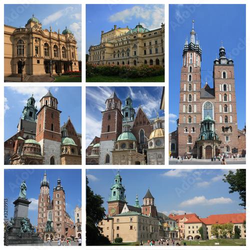 krakow-polska-kolaz