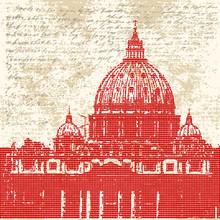 Saint Peters, Vatican Background