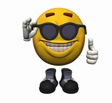 Cool Smiley