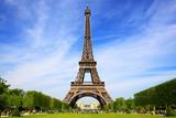 Fototapeta Fototapety z wieżą Eiffla - Eiffel Tower, symbol of Paris