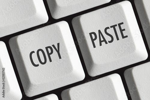 Carta da parati copy paste