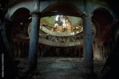 Poster Ruine opera