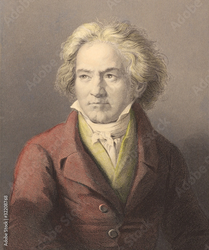 Cuadros en Lienzo  Beethoven