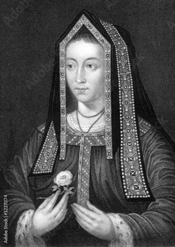 Elizabeth of York - Buy this stock photo and explore similar images