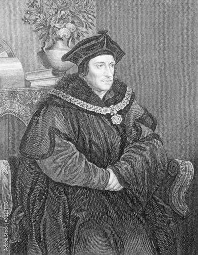 Fotografie, Obraz  Thomas More