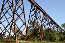 Old Train Trestle