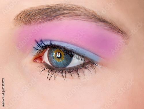 Foto op Plexiglas Beauty One Eye
