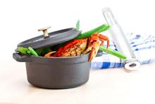 Cassolette De Crabe Compo