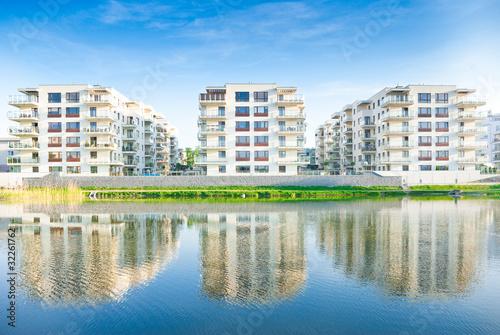 Residential Housing - fototapety na wymiar