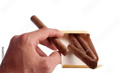 Cuadros en Lienzo Fumare