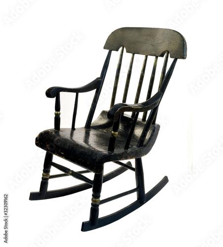 Strange Antique Small Childs Rocking Chair Buy This Stock Photo Spiritservingveterans Wood Chair Design Ideas Spiritservingveteransorg
