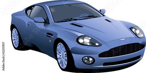 Photo  voiture sportive