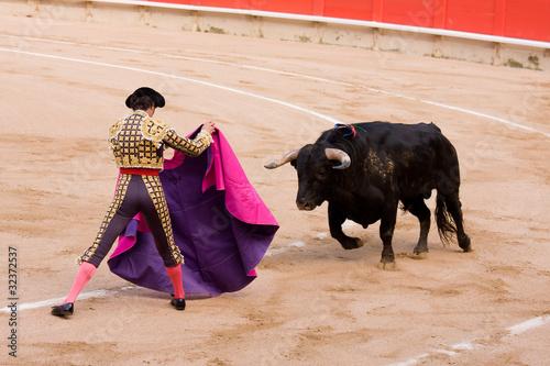 Spanish bullfighting