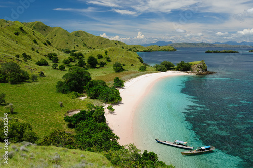 Foto auf Leinwand Indonesien Indonesia, Flores, Komodo National Park
