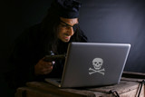 Internetbetrüger Pirat
