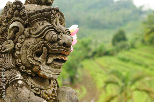 Photo sur Toile Indonésie Indonesia, Bali, Architecture