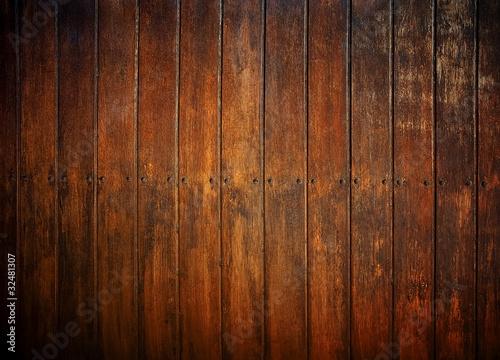 Fototapeta old wood plank background obraz na płótnie