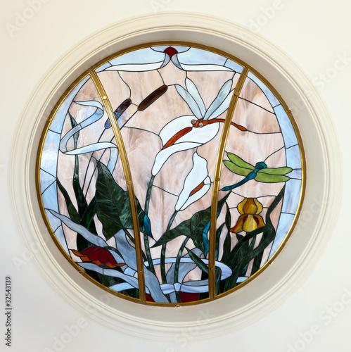 witrazowe-szklane-okno